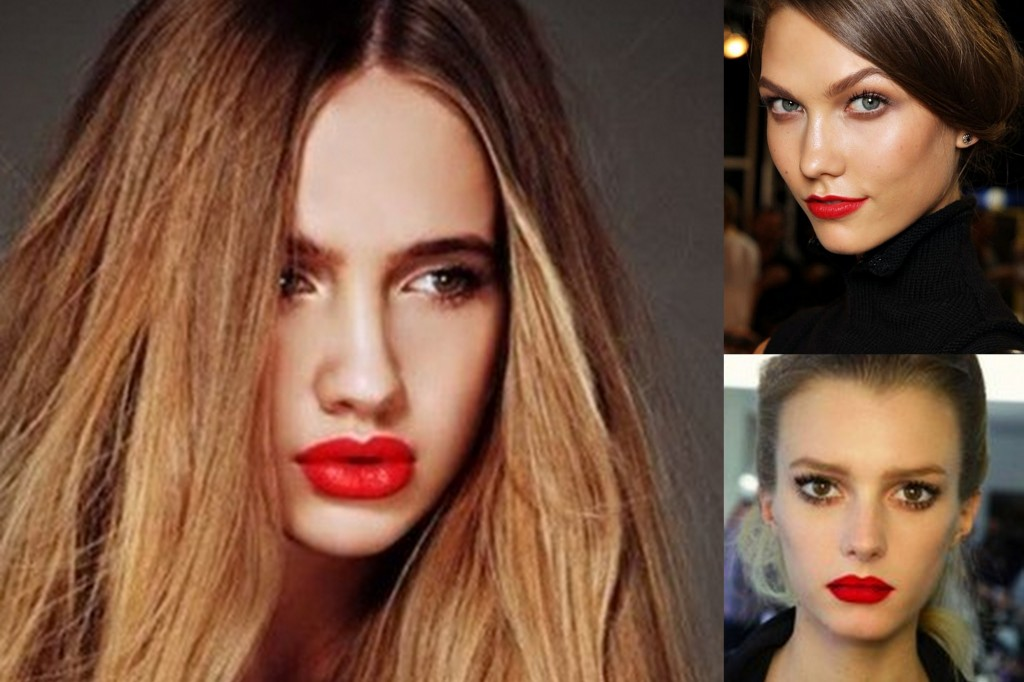 Fall/Winter 2012 Bod Red Lips