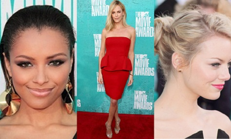 Favorite 2012 MTV Movie Awards Looks