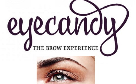 Got my Eyebrows Shaped at Eyecandy after Growing them in for a Month!
