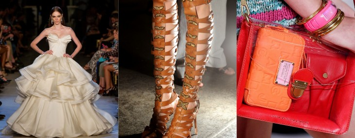 Some Eye Catching Pieces at the NYFW Spring 2013 Shows