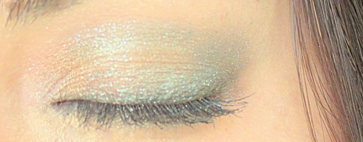 Aqua Eyes … Loving this Easy To Do Eye Makeup Trend for Summer!