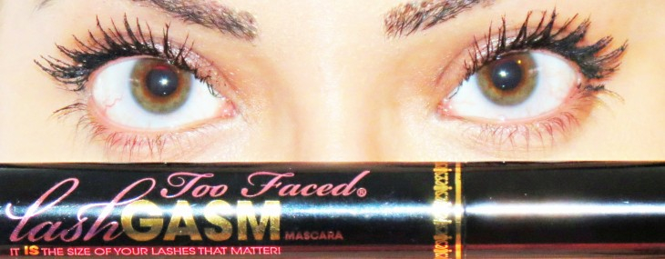 Review: Too Faced Lashgasm Mascara … Spoiler Alert: I'm in Love!!