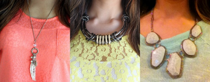 My 5 Statement Necklaces That Seem To Work With Every Outfit!
