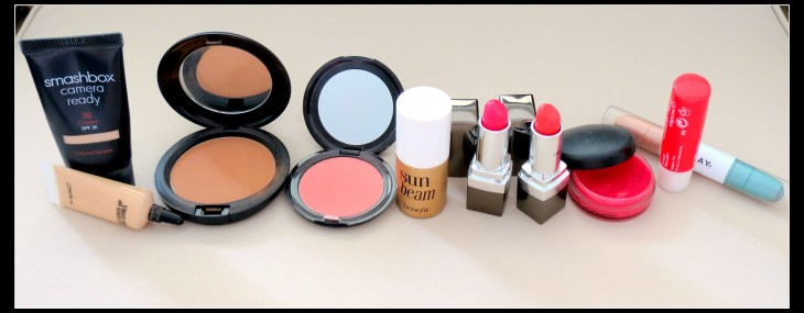 My 8 Summer Makeup Must Haves!