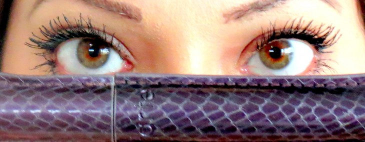 Tarte Lights, Camera, Lashes! Love How This Mascara Conditions Lashes!